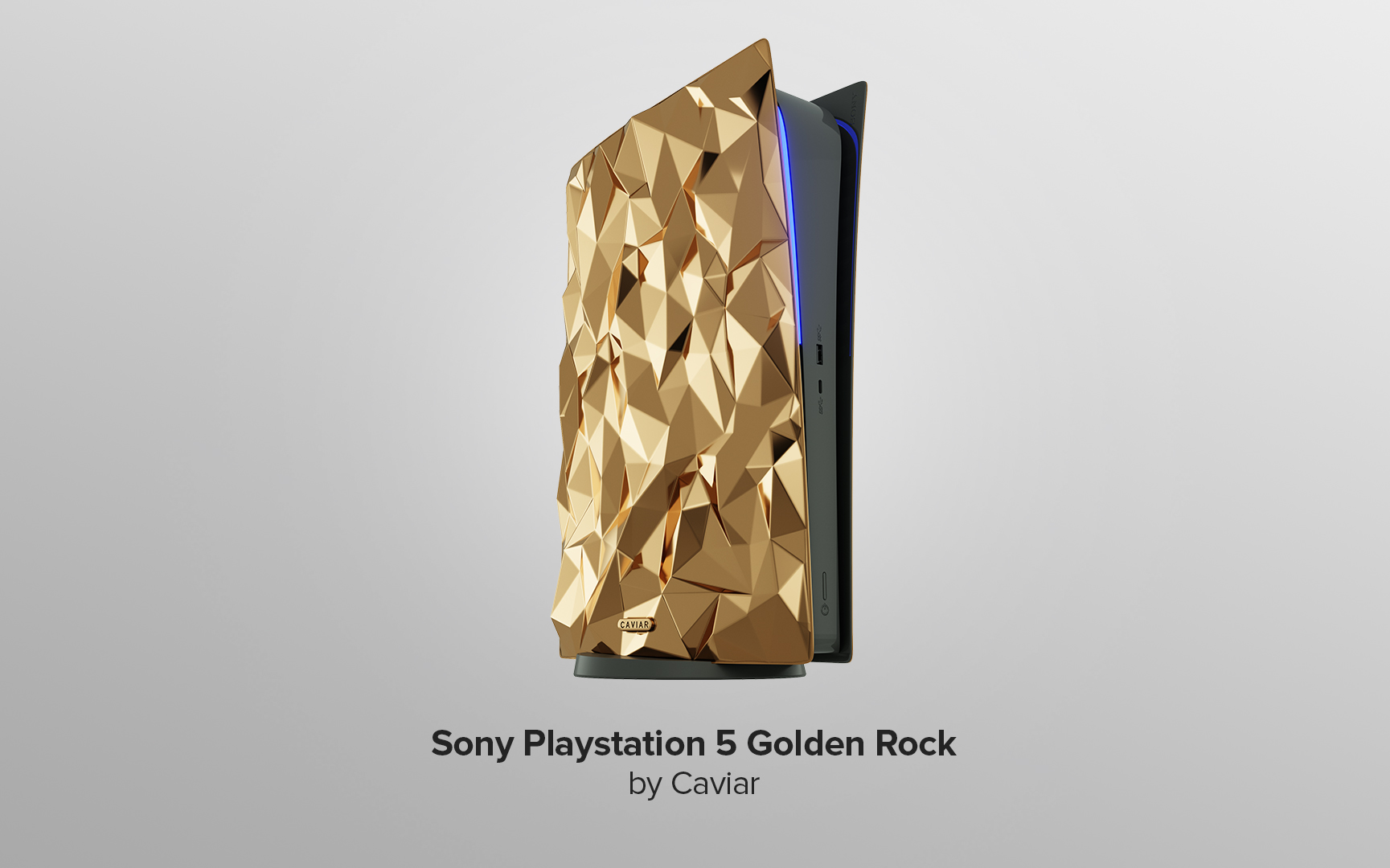 PlayStation 5 Golden Rock
