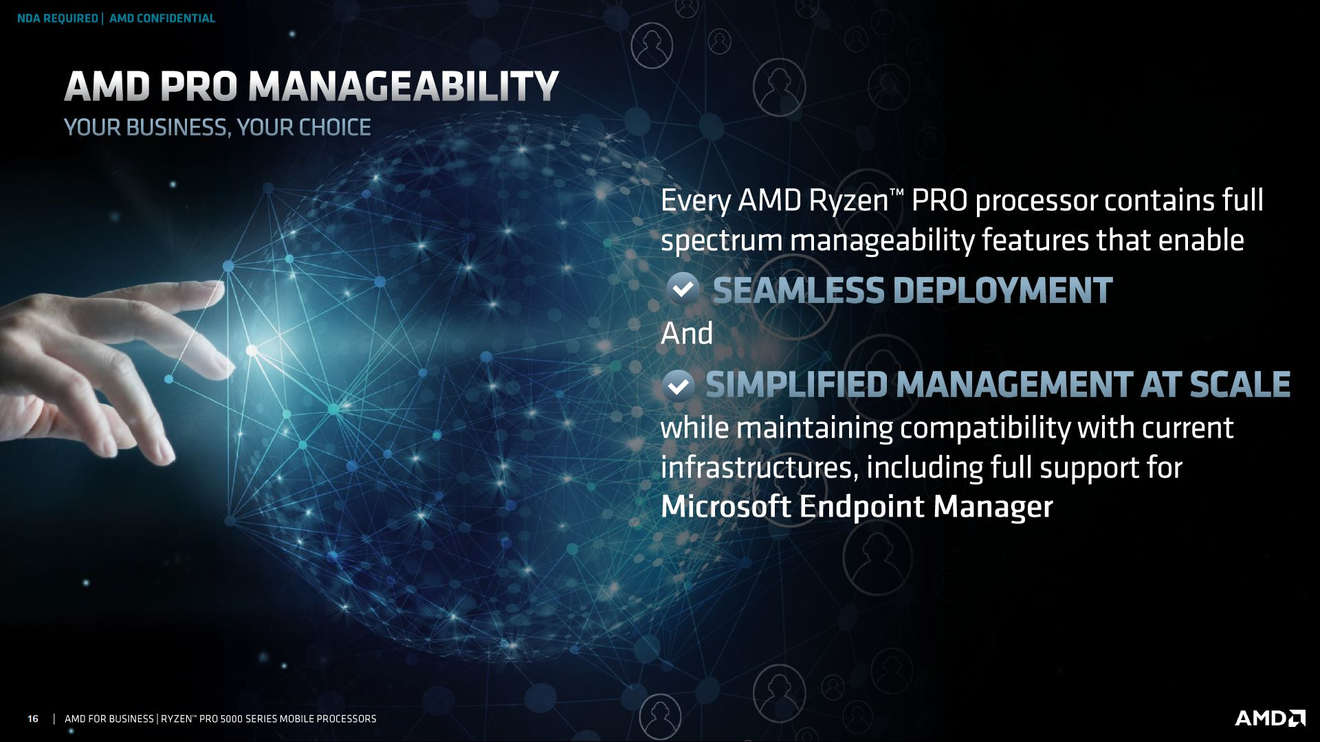 AMD Ryzen Pro 5000U
